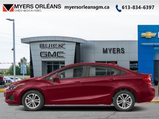 New 2019 Chevrolet Cruze Premier  - Heated Seats - OnStar for sale in Orleans, ON