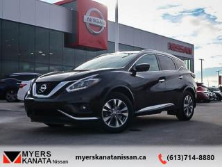 Used 2018 Nissan Murano AWD SL  - $202 B/W for sale in Kanata, ON