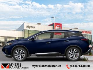 New 2019 Nissan Murano SL AWD  - Navigation -  Sunroof - $289 B/W for sale in Kanata, ON
