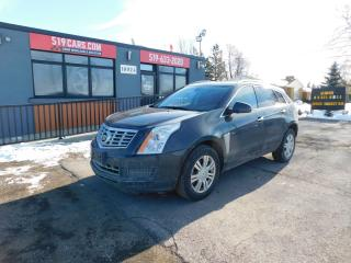 Used 2015 Cadillac SRX Luxury|LEATHER|PANO SUNROOF|NAVI|BACKUP CAMERA for sale in St. Thomas, ON