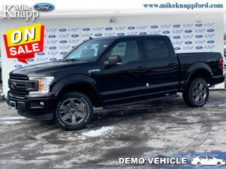 New 2020 Ford F-150 XLT  - Navigation for sale in Welland, ON