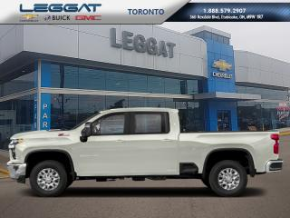 New 2020 Chevrolet Silverado 3500HD High Country for sale in Etobicoke, ON