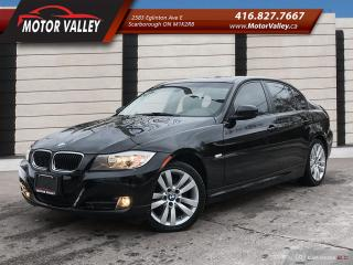 Used 2011 BMW 3 Series 323i Only 091,972KM No Accident! for sale in Scarborough, ON