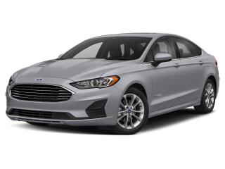 New 2020 Ford Fusion Hybrid Titanium for sale in Winnipeg, MB
