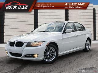 Used 2011 BMW 3 Series 323i Only 084,774KM Mint! for sale in Scarborough, ON