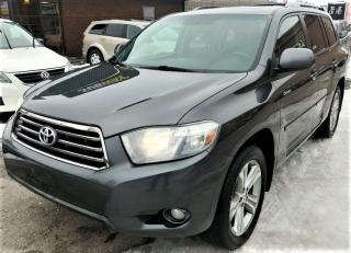 Used 2010 Toyota Highlander Sport for sale in Hamilton, ON