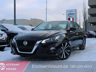 New 2020 Nissan Altima 2.5 Platinum for sale in Edmonton, AB