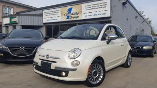 Used 2012 Fiat 500 Lounge for sale in Etobicoke, ON