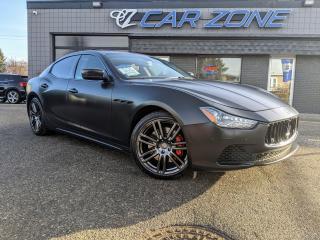 Used 2015 Maserati Ghibli S Q4 for sale in Calgary, AB