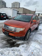 Used 2007 Ford Edge SEL for sale in Scarborough, ON