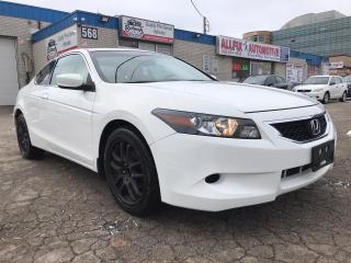 Used 2010 Honda Accord Accident free| Low km | Sunroof | Ontario vehicle for sale in Oakville, ON