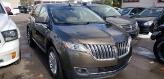 Used 2011 Lincoln MKX AWD for sale in Hamilton, ON