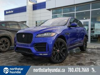 Used 2018 Jaguar F-PACE R-Sport for sale in Edmonton, AB
