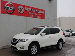 Used 2017 Nissan Rogue SV/AWD/PANO ROOF/POWER LIFTGATE for sale in Edmonton, AB