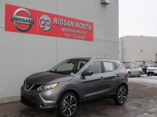 New 2019 Nissan Qashqai SL/AWD/LEATHER/SUNROOF for sale in Edmonton, AB