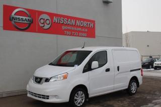 New 2020 Nissan NV200 Compact Cargo SV/BACKUP CAM/PARKING SENSORS for sale in Edmonton, AB