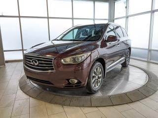 Used 2015 Infiniti QX60 Premium for sale in Edmonton, AB