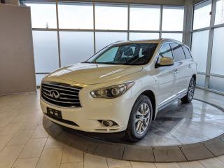 Used 2015 Infiniti QX60 LUXURY for sale in Edmonton, AB