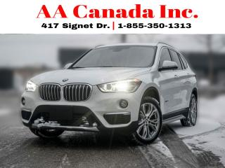 Used 2018 BMW X1 xDrive28i |NAVI|PANOROOF| for sale in Toronto, ON