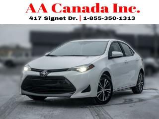 Used 2018 Toyota Corolla LE PLUS+ |SUNROOF| for sale in Toronto, ON