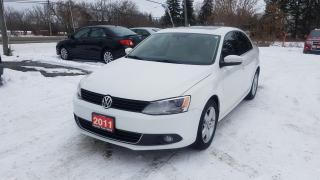 Used 2011 Volkswagen Jetta HIGHLINE LEATHER SUNROOF NAVIGATION for sale in Stouffville, ON