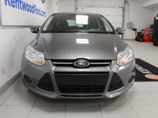 Used 2014 Ford Focus SE with heated seats, small and compact always ready to roll for sale in Edmonton, AB