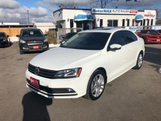 Used 2017 Volkswagen Jetta HIGHLINE for sale in Stoney Creek, ON