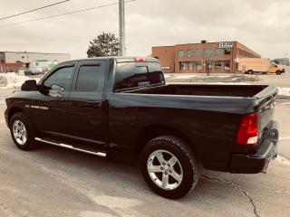 Used 2011 RAM 1500 Sport Navigation-B U Camera Cool F Seats for sale in Mississauga, ON