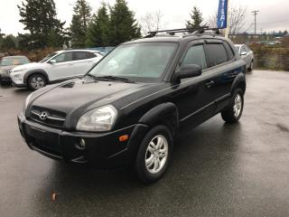 Used 2007 Hyundai Tucson GLS for sale in Duncan, BC