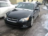 Photo of Black 2008 Subaru Legacy