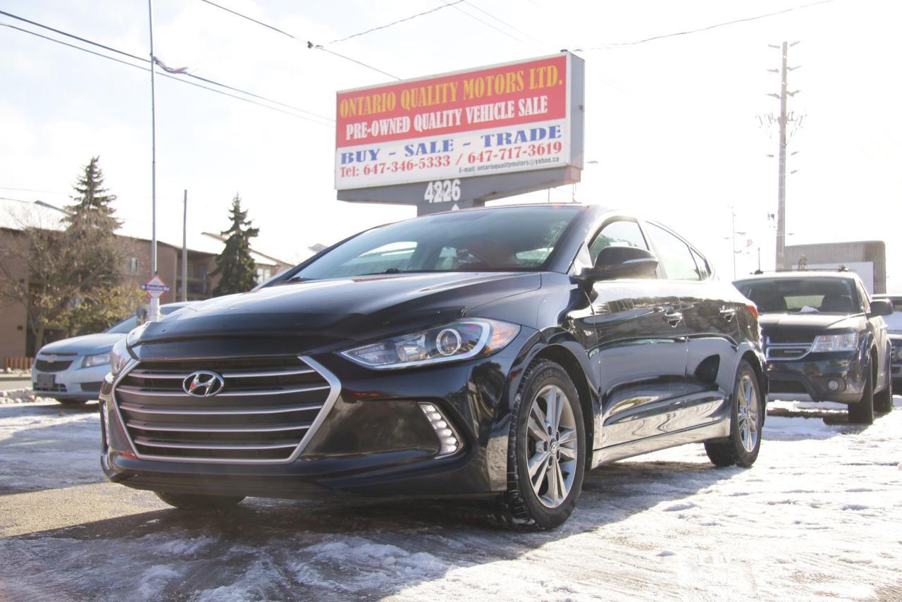Ontario Quality Motors >> Used 2017 Hyundai Elantra Gl For Sale In Toronto Ontario