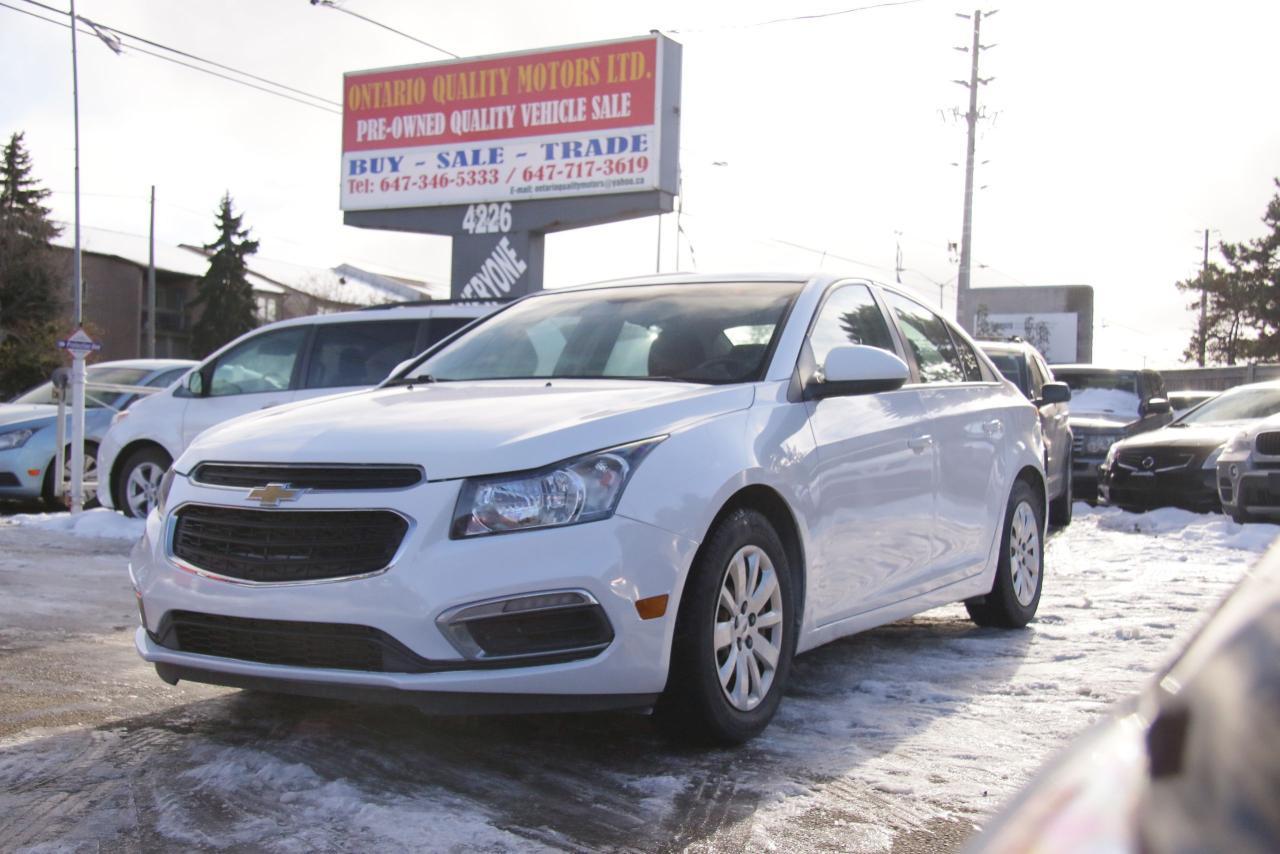 Ontario Quality Motors >> Used 2015 Chevrolet Cruze 1lt For Sale In Toronto Ontario