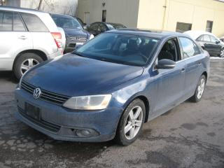 Used 2012 Volkswagen Jetta comfortline for sale in Scarborough, ON