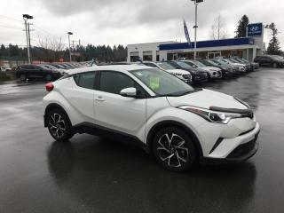 Used 2018 Toyota C-HR XLE for sale in Duncan, BC