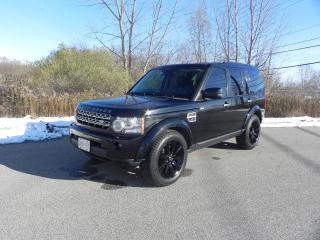 Used 2011 Land Rover LR4 HSE LUX- CERTIFIED- 7 PASSENGER for sale in Brantford, ON