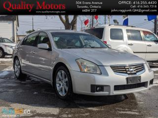 Used 2008 Nissan Maxima 3.5 SE for sale in Etobicoke, ON