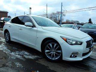 Used 2014 Infiniti Q50 AWD ***PENDING SALE*** for sale in Kitchener, ON