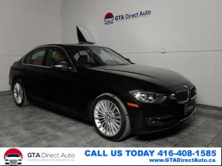 Used 2015 BMW 3 Series 328i xDrive AWD NAV Sun Cam Xenon Saddle Certified for sale in Toronto, ON