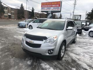 Used 2013 Chevrolet Equinox LT for sale in Toronto, ON