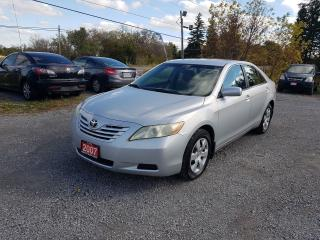 Used 2007 Toyota Camry LE for sale in Stouffville, ON