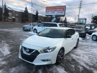 Used 2017 Nissan Maxima SV for sale in Toronto, ON