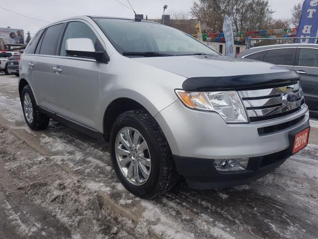 2010 Ford Edge Limited-AWD-LEATHER-SUN MOON ROOF-AUX-USD-ALLOYS