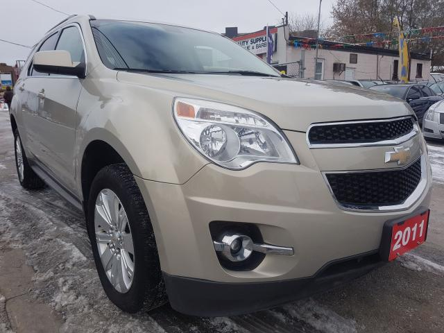 2011 Chevrolet Equinox 1LT-EXTRA CLEAN-BLUETOOTH-USB-AUX-ALLOYS-MUST SEE!
