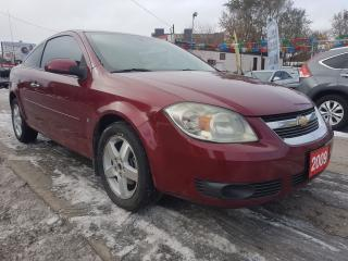 Used 2009 Chevrolet Cobalt LT w/1SA -EXTRA CLEAN-BLUETOOTH-SUNROOF-ALLOYS for sale in Scarborough, ON