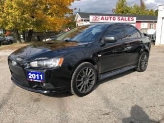 Used 2011 Mitsubishi Lancer RalliArt for sale in Scarborough, ON