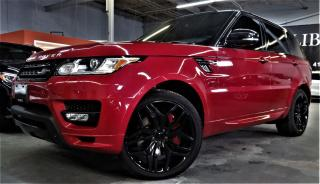 Used 2014 Land Rover Range Rover Sport V8 SC Autobiography Dynamic for sale in North York, ON