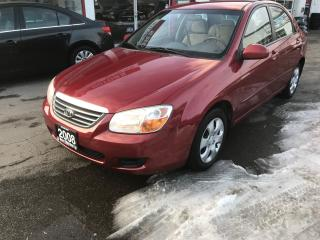 Used 2008 Kia Spectra LX for sale in Hamilton, ON