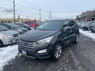 Used 2013 Hyundai Santa Fe Sport SE AWD for sale in Hamilton, ON