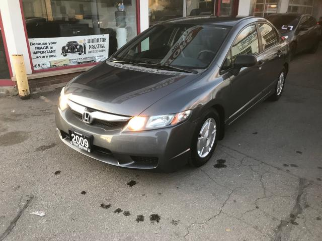 2009 Honda Civic DXG