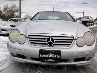 Used 2004 Mercedes-Benz C-Class Kompressor Sport 1.8L for sale in Newmarket, ON